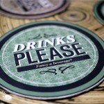 Lloyds Bar Beer Mats