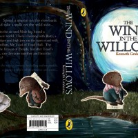 Wind int he Willows Dust Cover