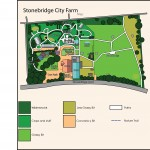 Stonebridge City Farm Map
